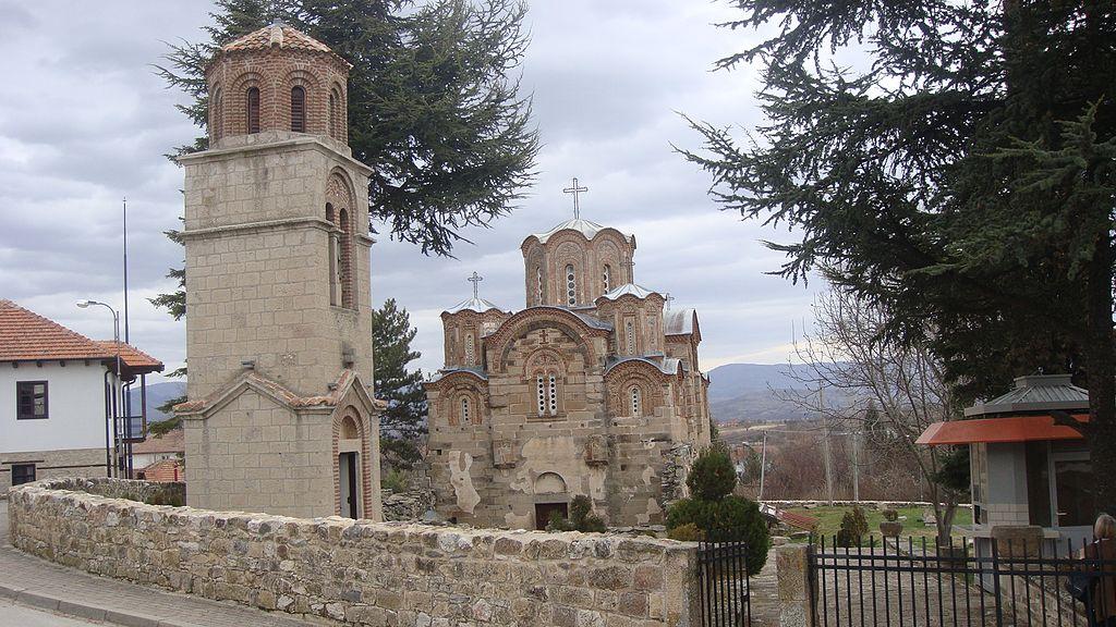 Crkva u Starom Nagoricane
