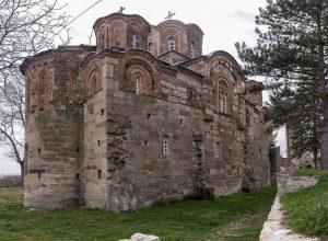 Manastir Svetog Djordja u Starom Nagoricanu