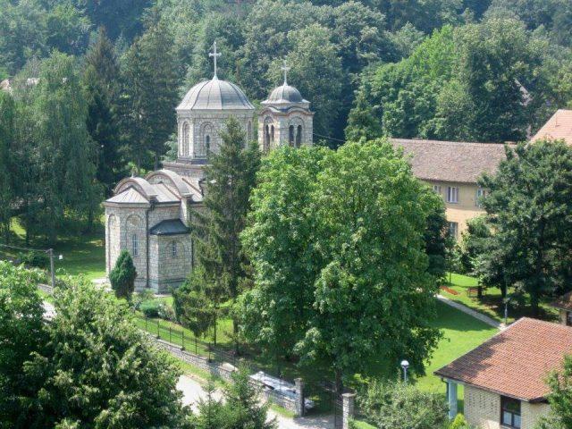 crkva svetog petra i pavla u koviljaci