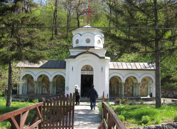 izvor svete petke-manastir rakovica