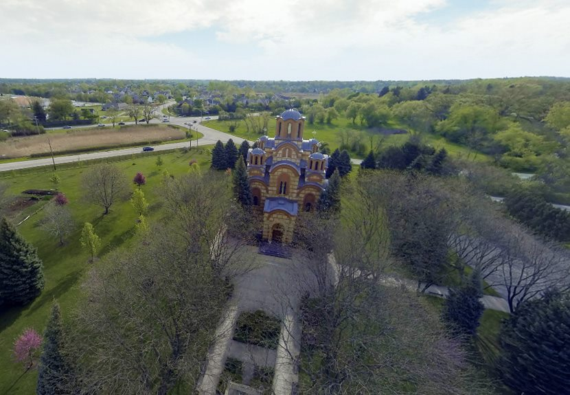 manastir nova gracanica