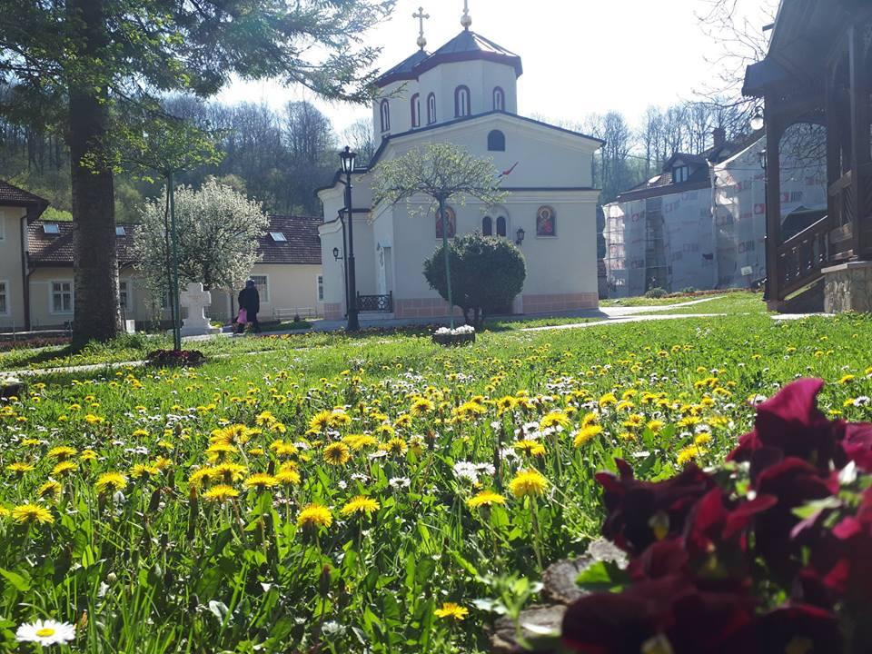 manastir rakovica kod Beograda