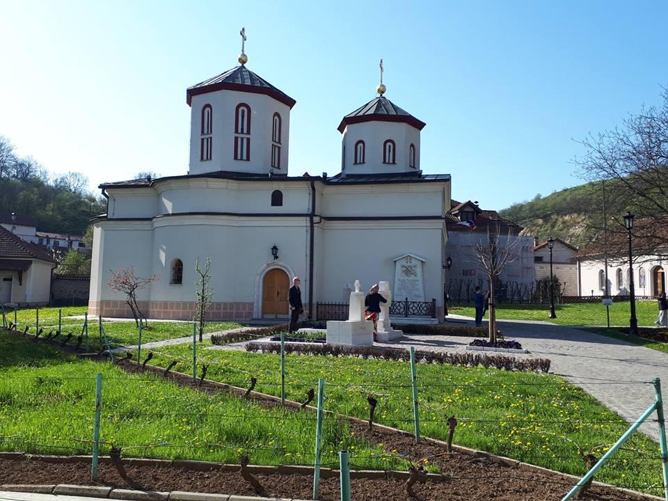 Manastir Rakovica Kod Beograda Putevima Pravoslavlja