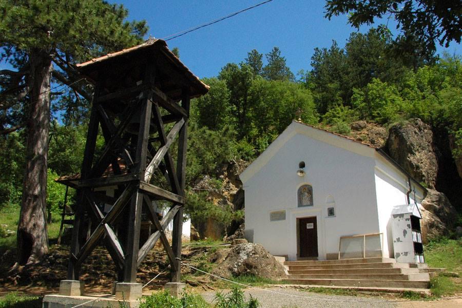 manastir socanica kod leposavica