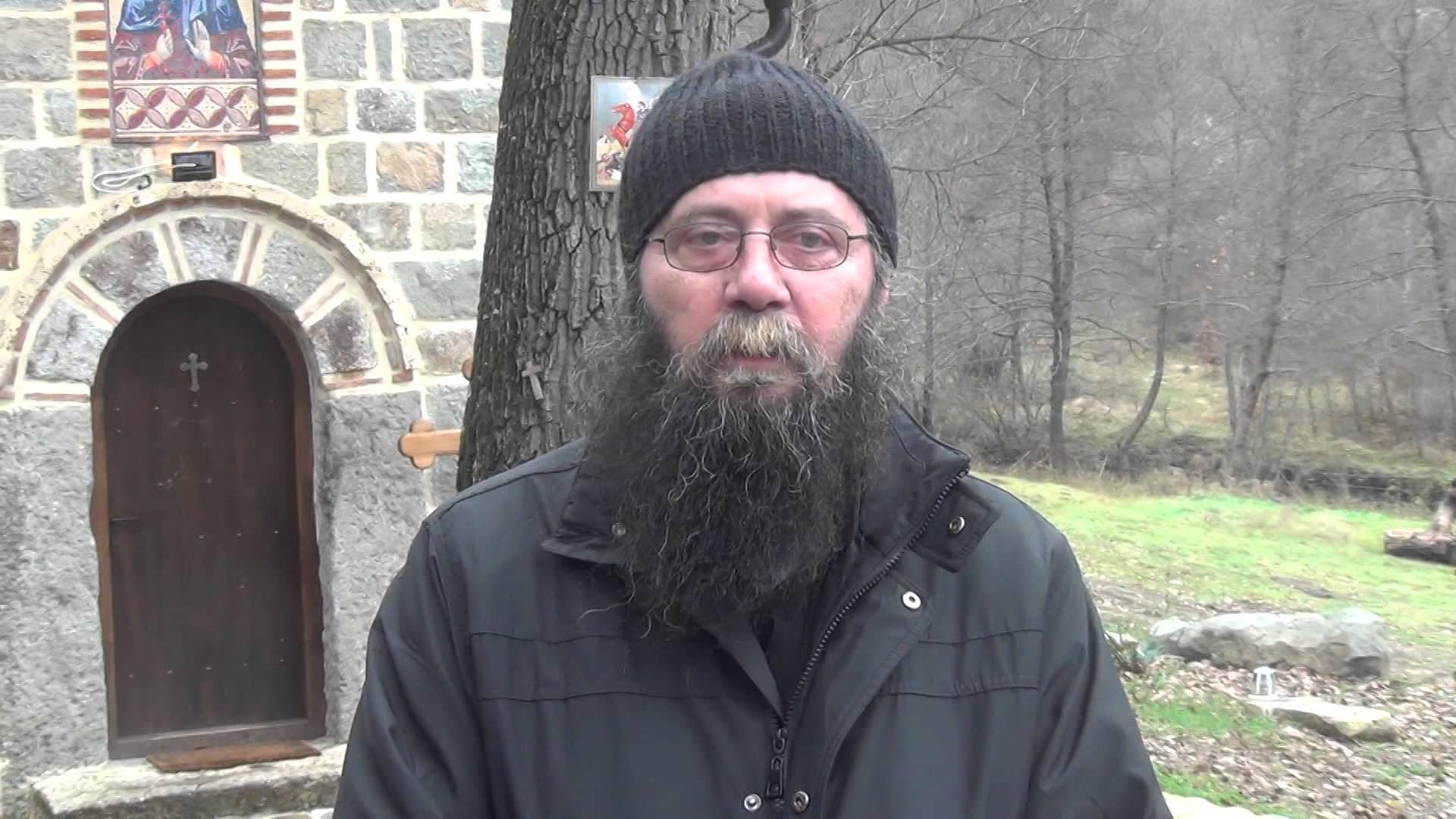 otac jovan u manastiru ceranjska reka