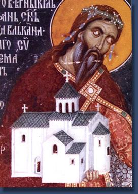 stefan vukanovic ktitor manastira
