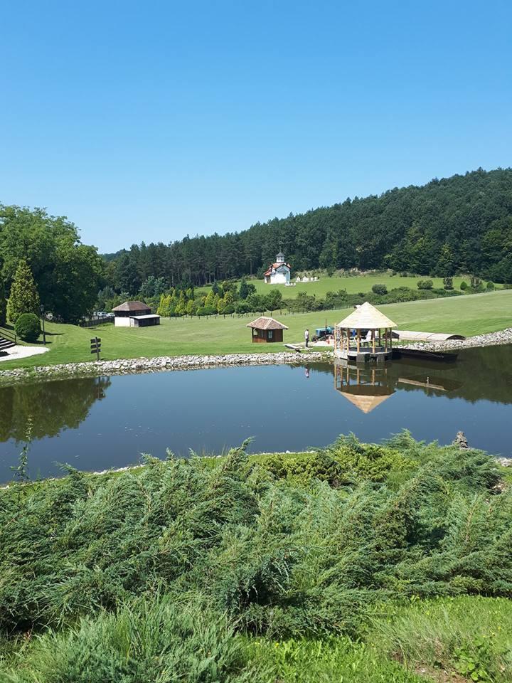 Raj na zemlji - manastir Kaona