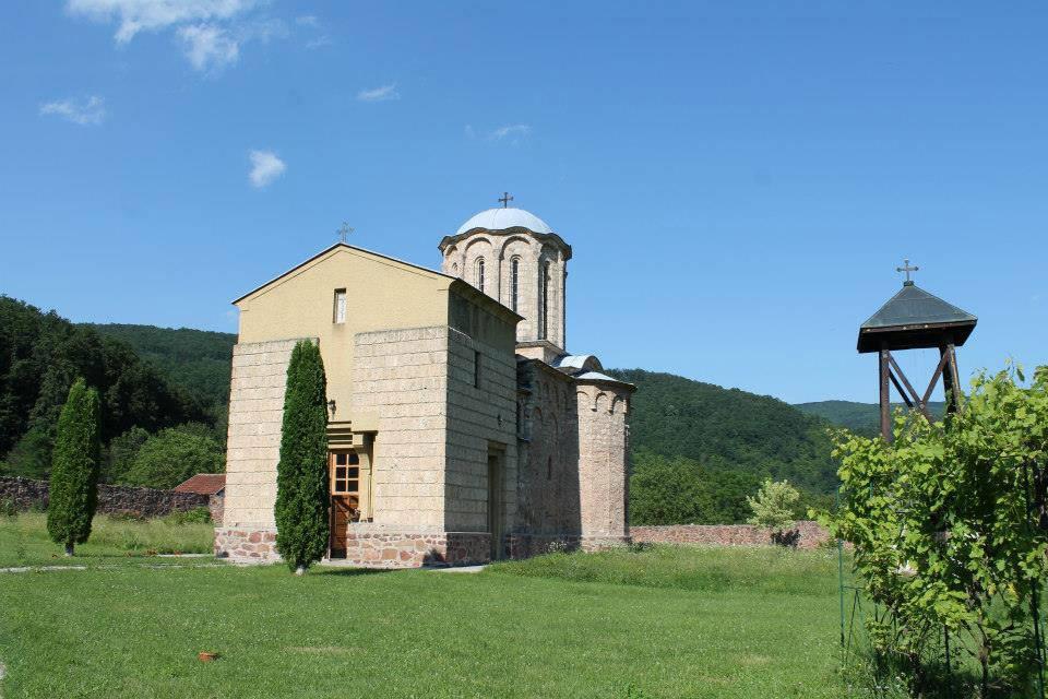manastir sisojevac kod paracina