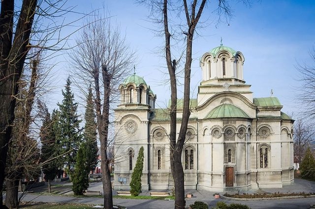 HramSvGeorgijaBeograd-Cukarica