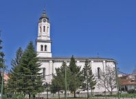 Obrenovacka crkva svetog duha