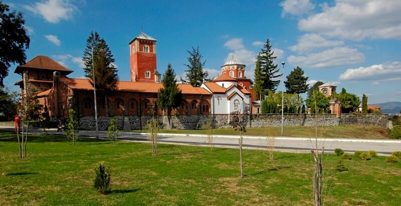 kompleks manastira