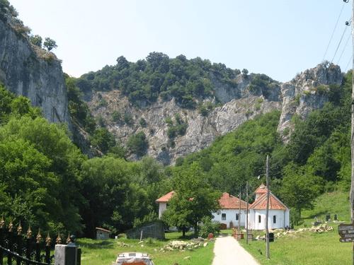manastir vratna kod negotina