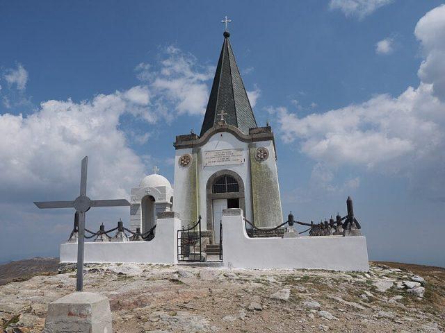 Crkva Kapela na Kajmakcalanu_(2521m)