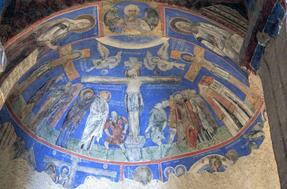 Tokali Kilisi - freske-min