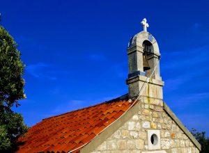crkva svetog ilije u zvinjama kod Herceg Novog