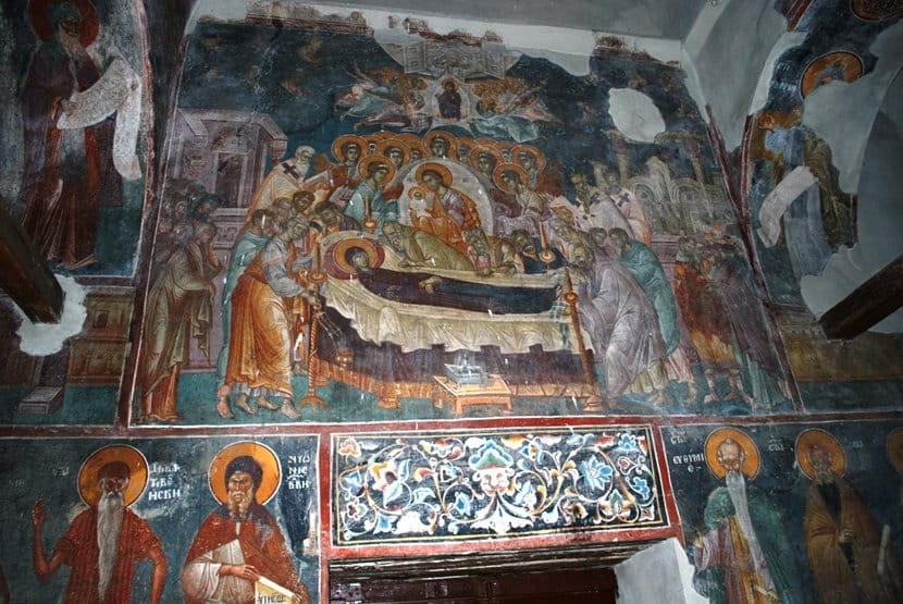 freskopis manastira Nikita