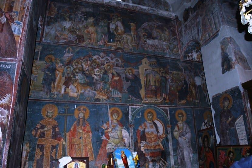 freskopis manastira nikita 2