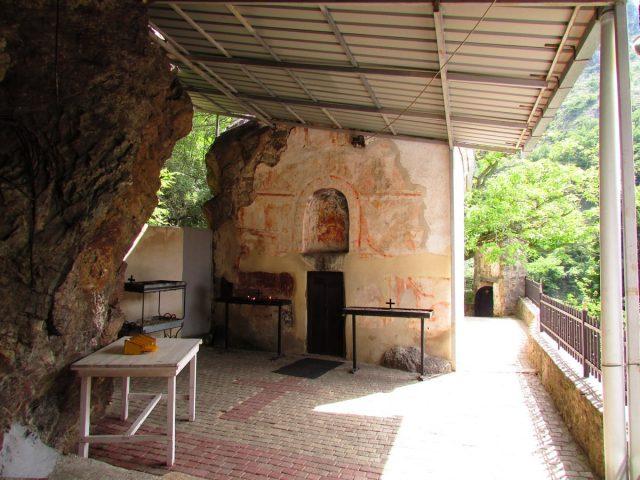sveti ilija u banjanima u makedoniji