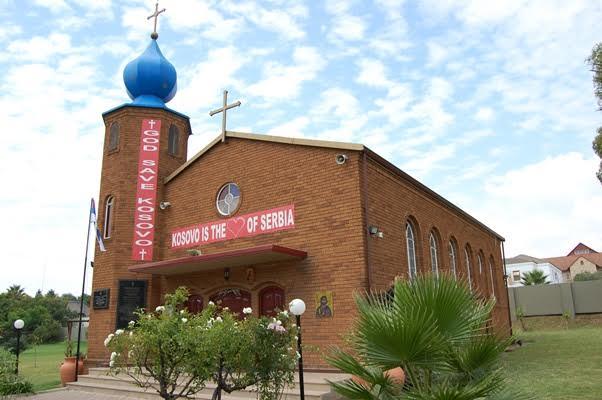 Crkva Svetog Tome Johanesburg