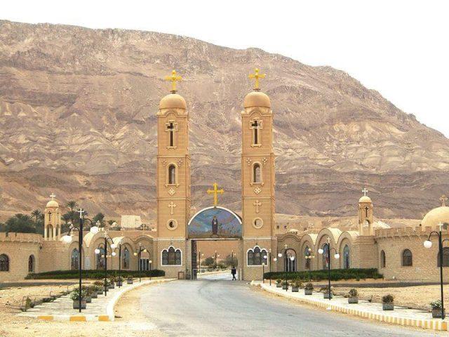 Manastir Svetog Antonija u Egiptu