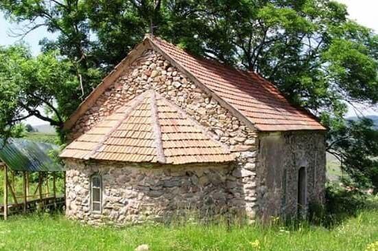 crkva svete petke borcani