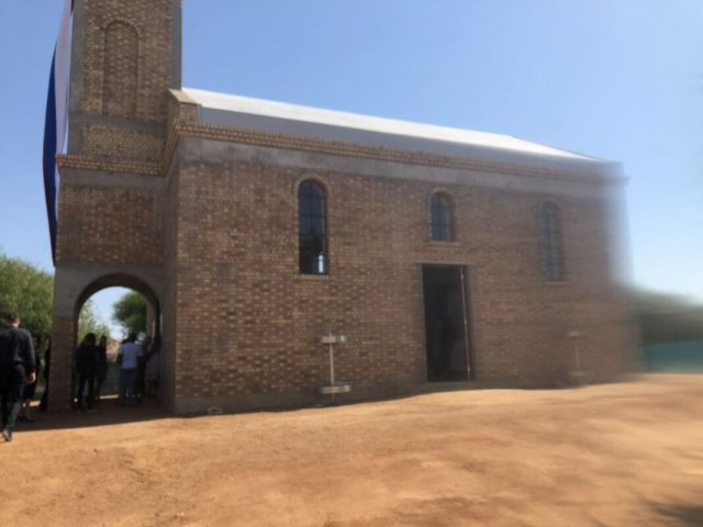 crkva u Bocvani