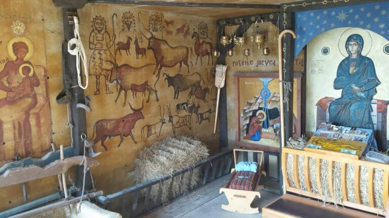 deo biblijskog parka manastir stubal