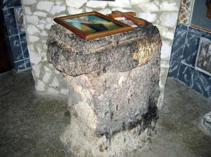 sveti kamen manastir Stubal