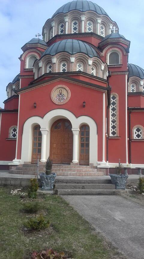 crkva malo gradiste