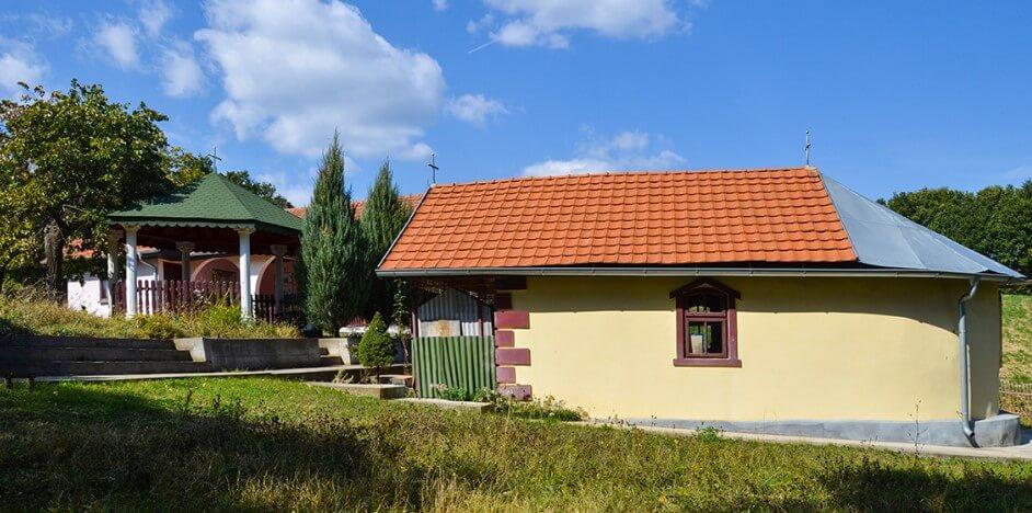 crkva svete bogorodice - selo Kaonik