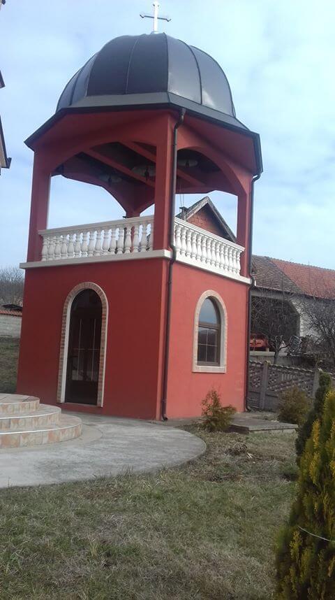 crkva svetog save u malom gradistu