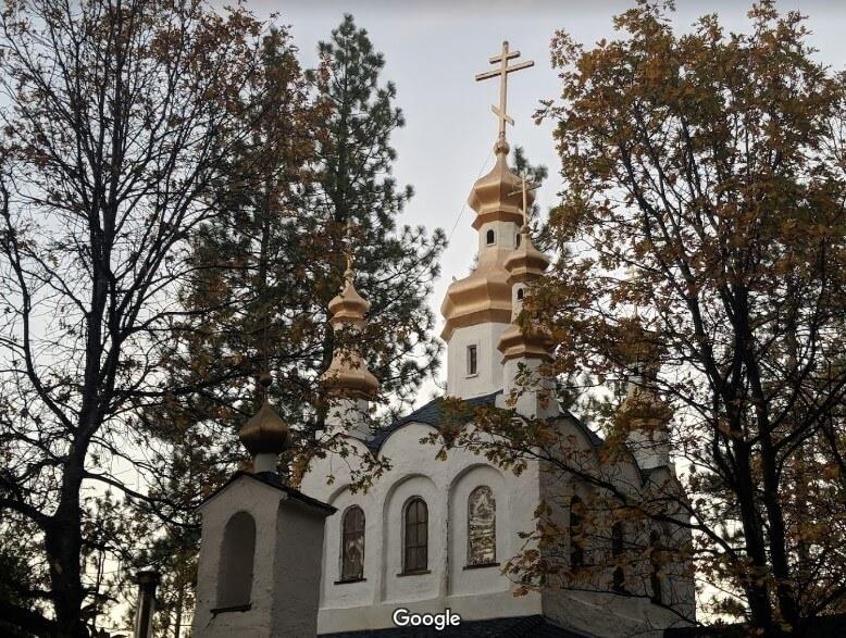 manastir sveti german kalifornija