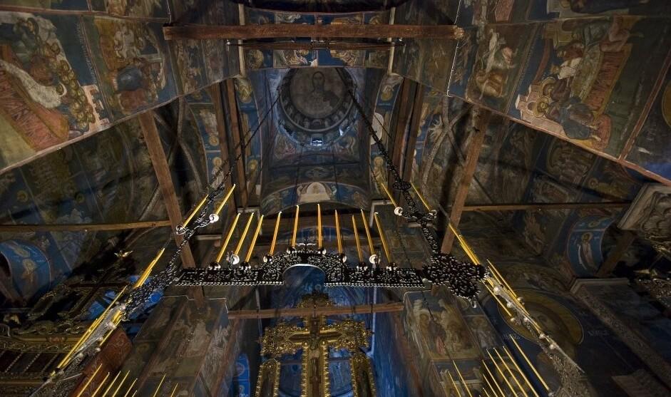 manastir decani freskopis