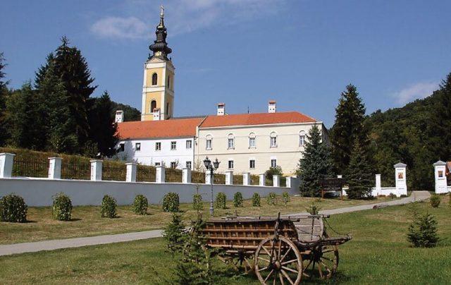 manastir Grgeteg na fruskoj gori