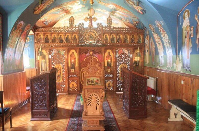 Manastirska kapela u konaku