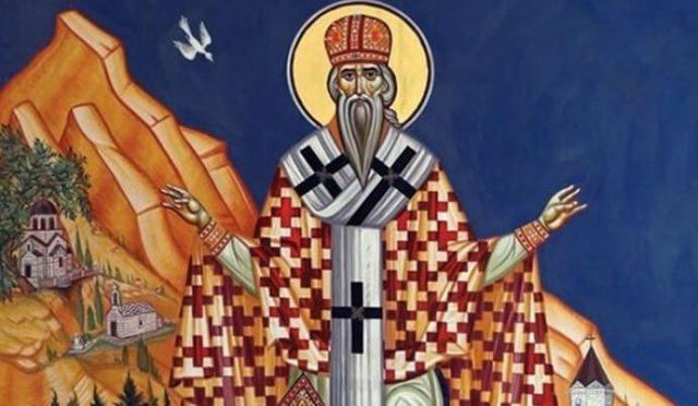 molitva svetog vasilija ostroskog za srecu i zdravlje