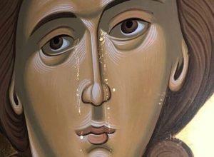 plac ikone u manastiru krka