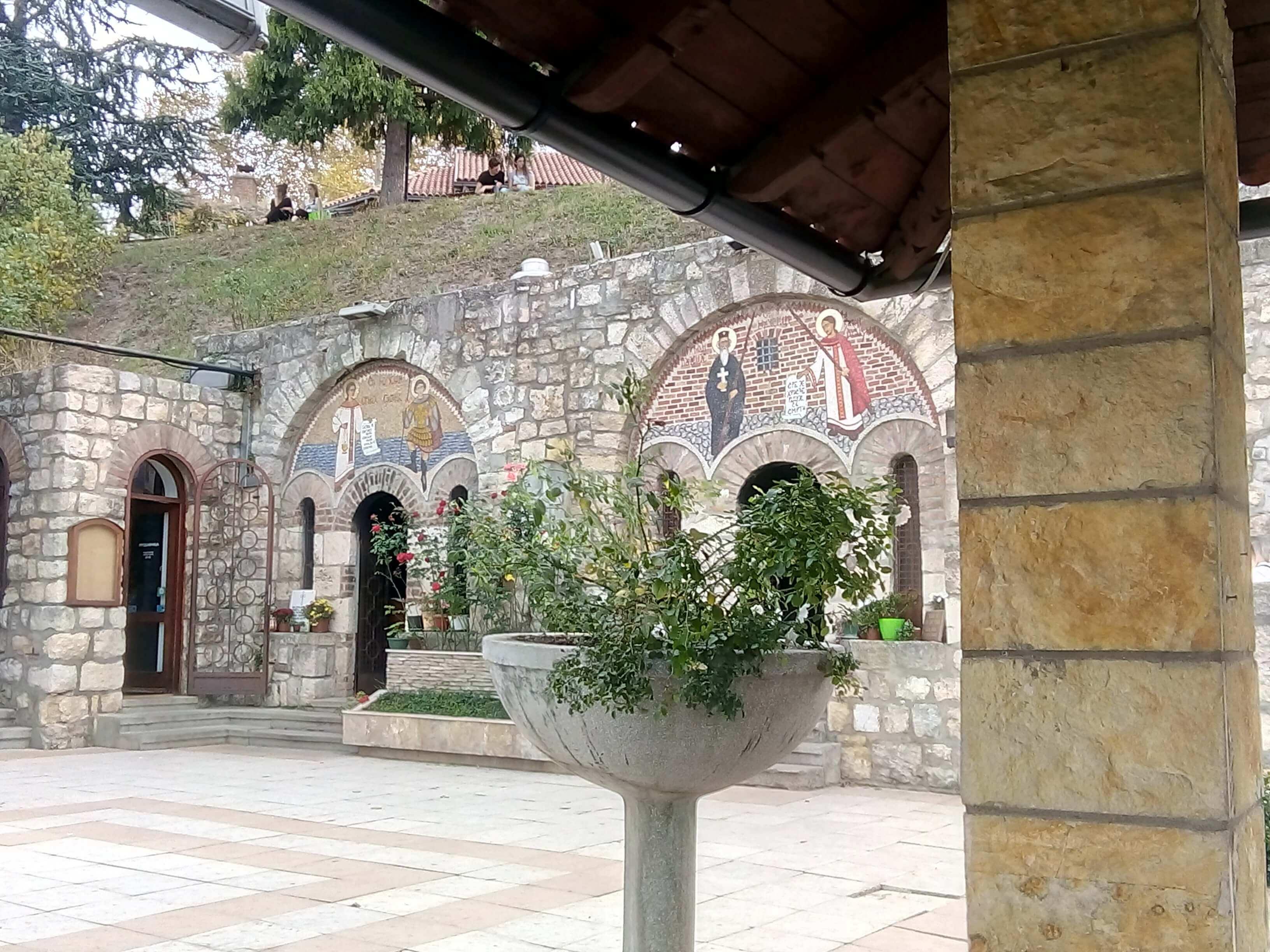 crkva svete petke beograd