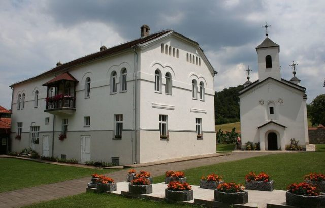 manastir cokesina
