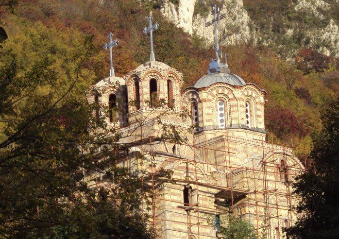 manastirska crkva Oreskovica