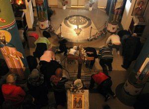 crkva u Stavama i sveta tajna jeleosvecenja