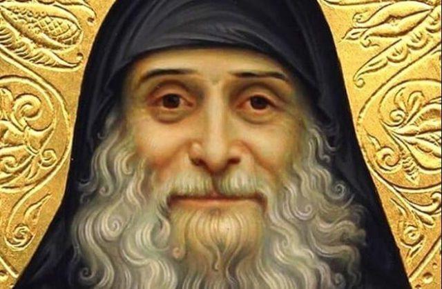 sveti gavrilo gruzijski