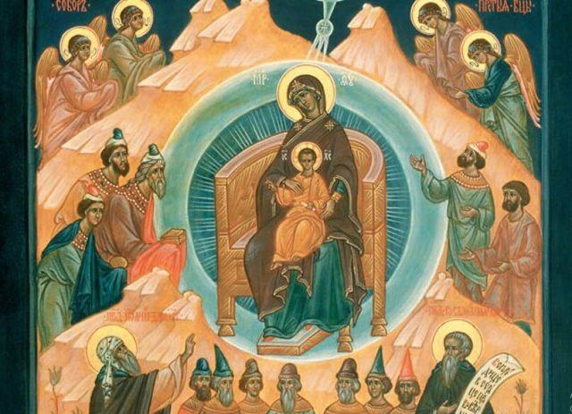 sabor presvete bogorodice drugi bozic