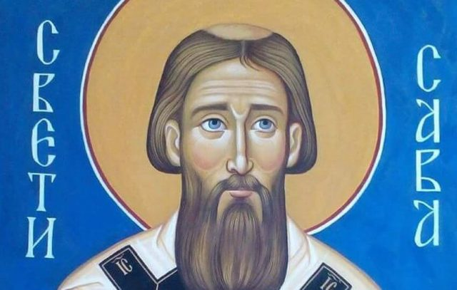 sveti sava srpski