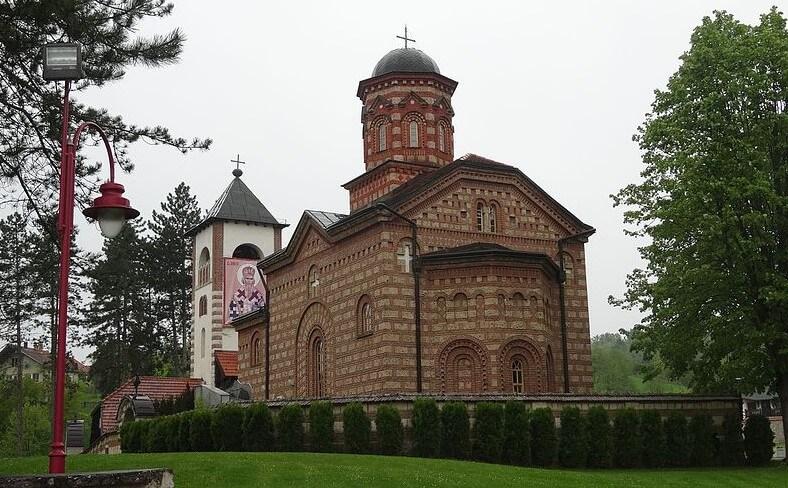 manastir lelic kod valjeva