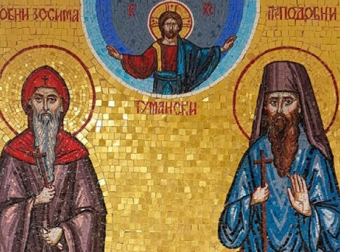 sveti jakov i sveti zosim