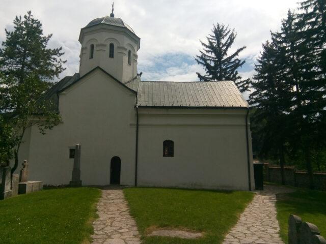 manastir celije kod valjeva